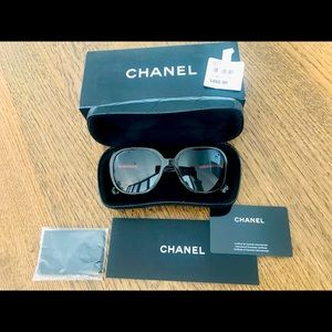 Chanel Authentic Butterfly Sunglasses